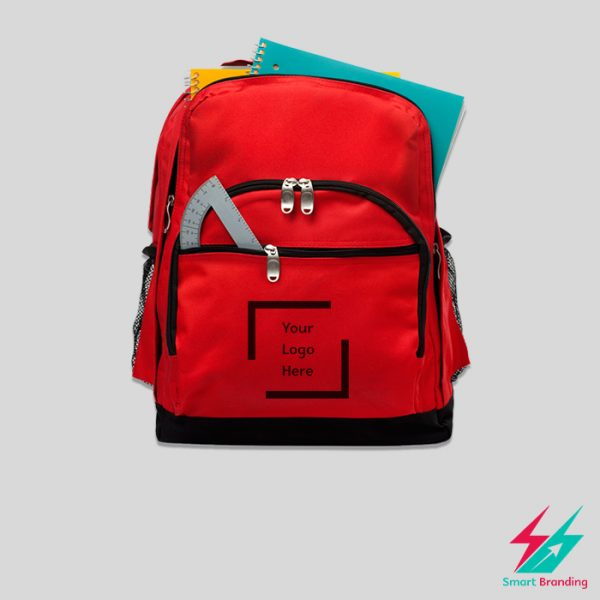 Personalized Printed School Bags