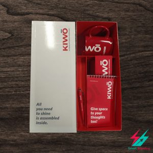 Smart-Branding-Products-Images-New-Employee-Welcome-Kit-For-Kiwo-Company-