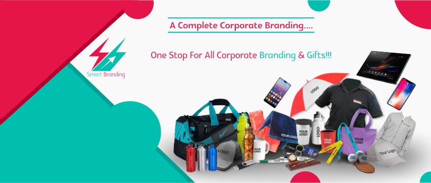 Smart Branding Solutions | Tshirt Printing | Corporate Gifts Supplier
